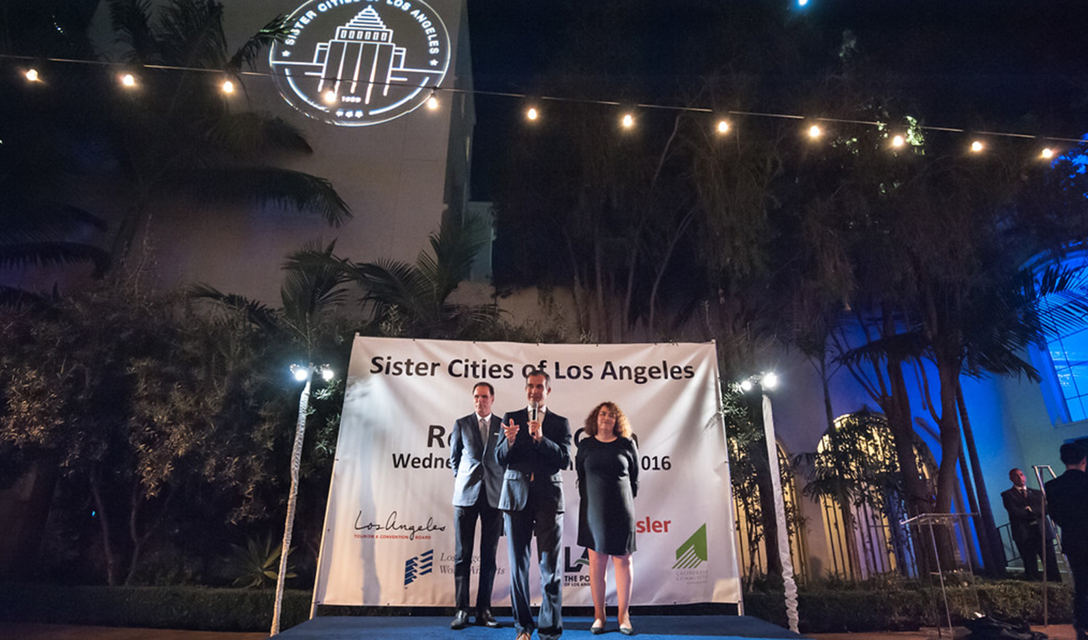 Re-Launch of Sister Cities of Los Angeles, Inc.