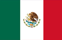 Mexico City Flag